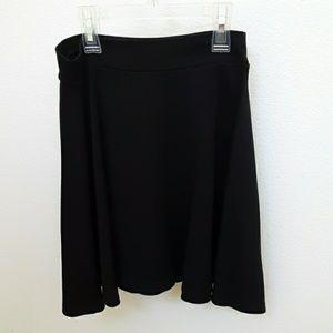 Charlotte Russe Black Skirt